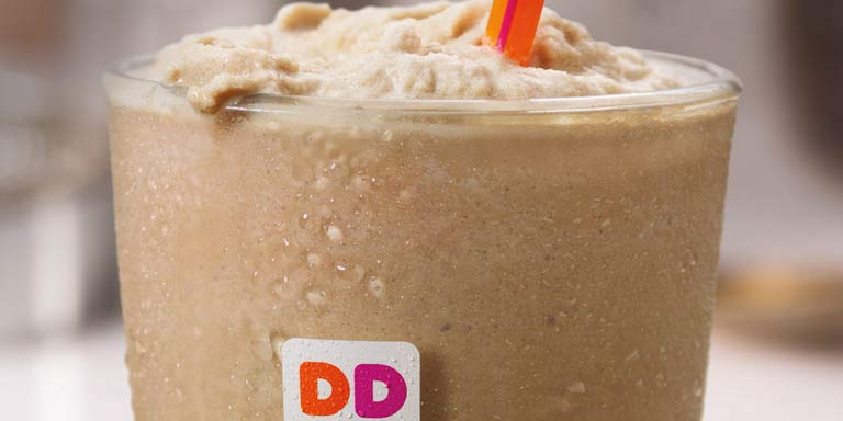 S'MORES FROZEN DUNKIN' COFFEE